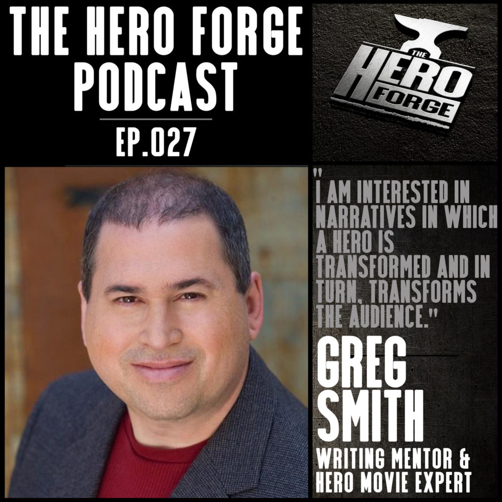 Greg Smith Featured on the Hero's Forge Podcast